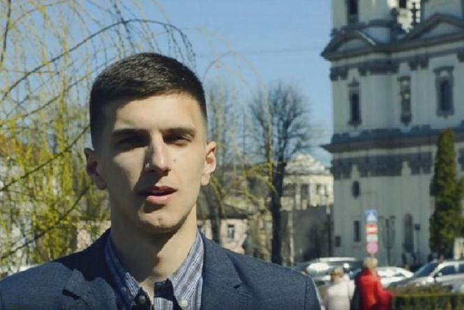 """""""Україно, ти потрібна мені!"""" Тернопільський семінарист написав вірш, який сколихнув соцмережі"""
