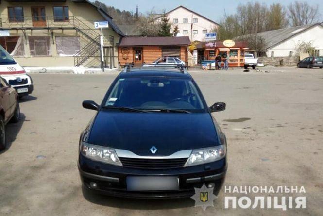 На Прикарпатті  водій з Тернопільщині наїхав на нетверезого пішохода