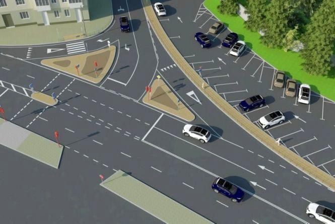 У Тернополі будують сучасну тимчасову стоянку для автомобілів