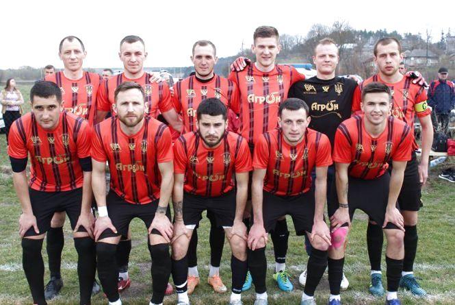 Тернопільські команди поновили виступи у аматорській лізі з футболу