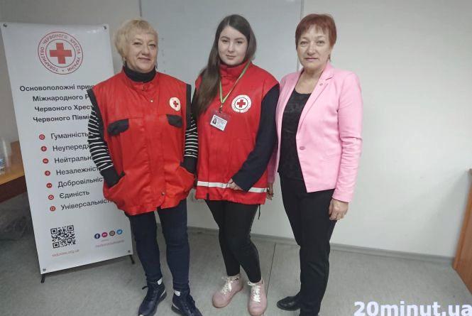 На Тернопільщині діє ініціатива Червоного Хреста щодо кору
