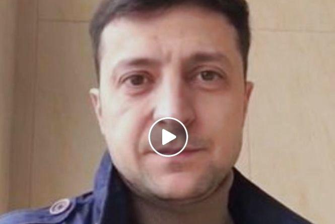 Зеленський записав нове відео до Порошенка: назвав його шоуменом