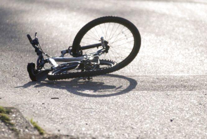 На Тернопільщині водій збив велосипедиста