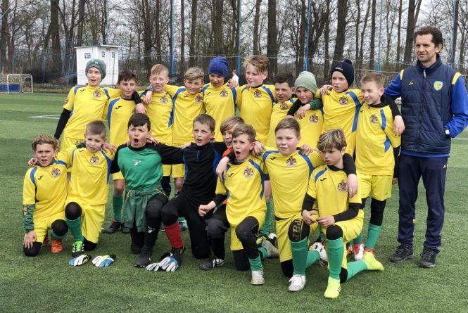 Юні тернополяни виграли футбольний турнір у Моршині