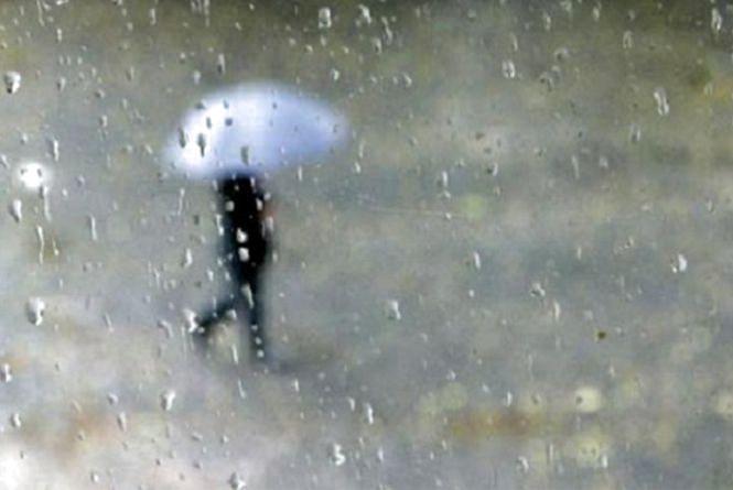 Погода у Тернополі: 17 квітня, дощ, +8°