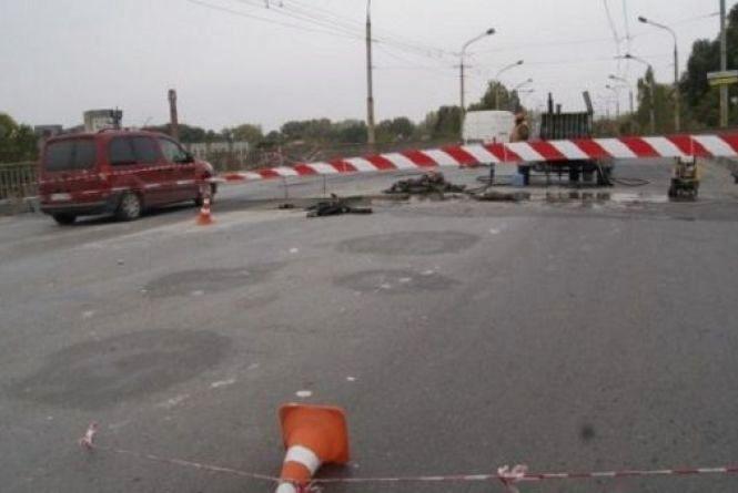 Підписати петицію про ремонт мосту просять небайдужих тернополян