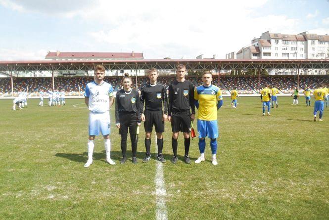У Тернополі відбувся матч студентської ліги з футболу