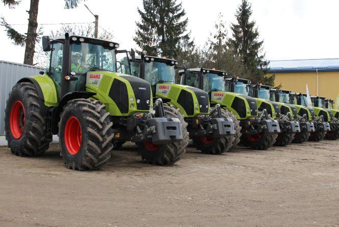 Об'єднаний агрохолдинг CFG/«МРІЯ» продовжує нарощувати технічні потужності (новини компаній)