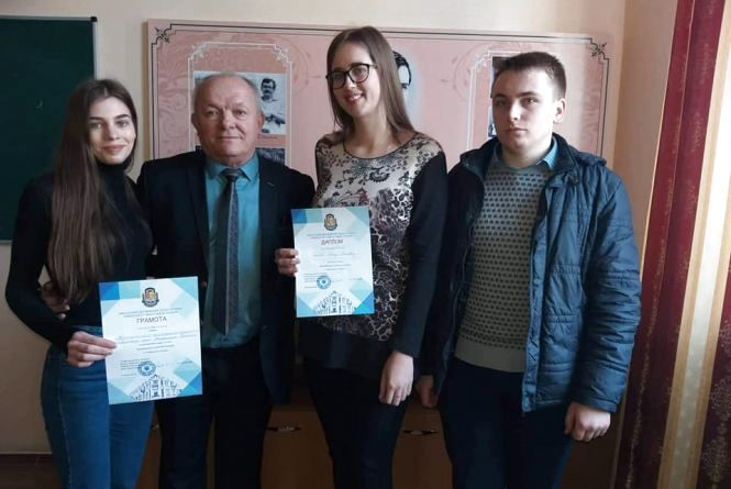 Команда Тернопільського педуніверситету перемогла на всеукраїнській олімпіаді з історії