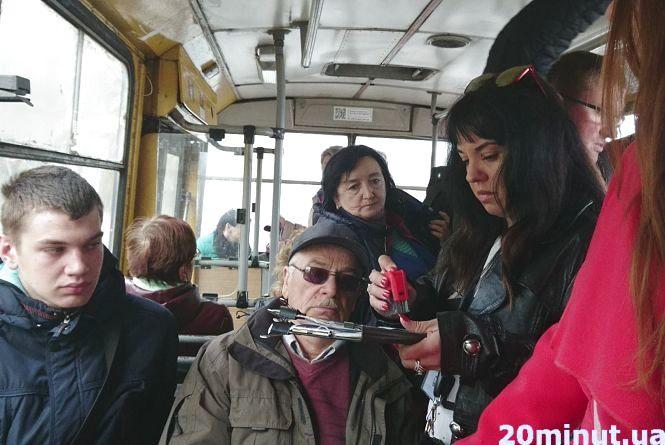 """""""Щодня є по два-три пасажири без квитків"""": як працюють контролери у транспорті"""