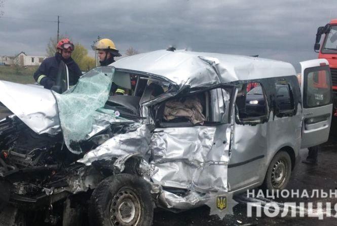 На Волині в ДТП потрапив рейсовий автобус «Луцьк-Тернопіль». Є загиблі. Серед потерпілих – тернополянин