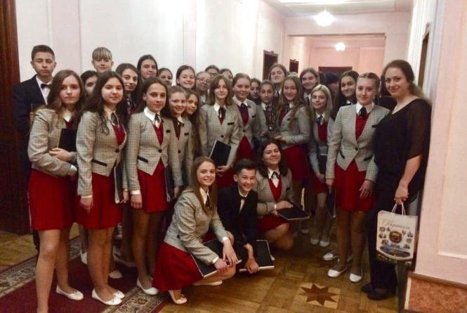 Тернополяни перемогли в міжнародному фестивалі пісні