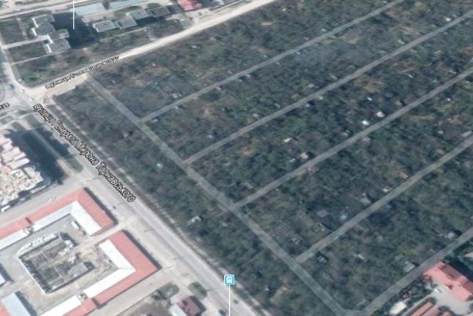 """Під парк на """"Алясці"""" виділили 10,5 га землі. Що робитимуть на інших 7 га?"""
