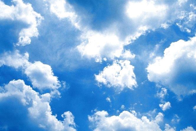Погода на 24 квітня:  мінлива хмарність, вночі +7, вдень до +16