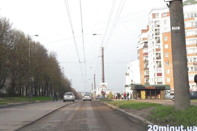 До Великодніх свят на вул. Тарнавського обіцяють завершити ремонт