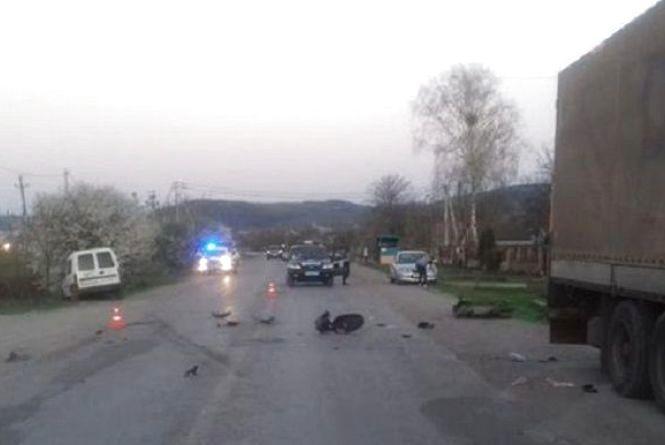 Літня водійка скутера померла у реанімації через дві години після ДТП