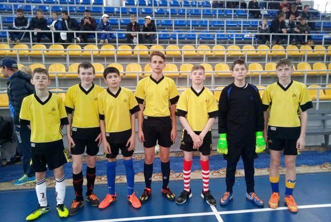 Тернополяни посіли четверте місце у фіналі Всеукраїнської спартакіади з футболу