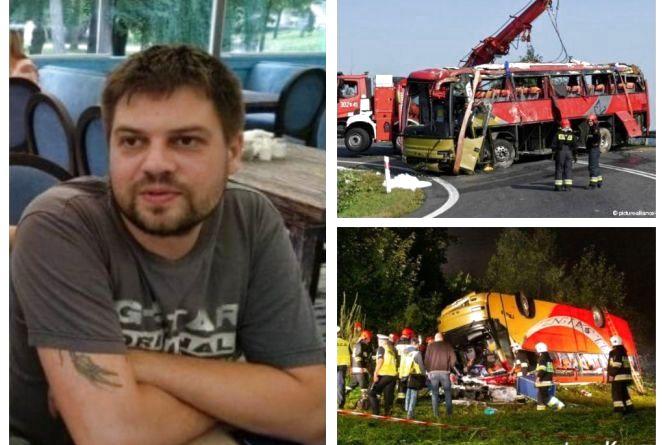 У Польщі триває судовий процес над водієм екскурсійного автобуса, де загинув тернополянин