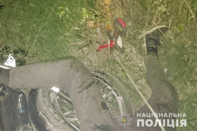 На місці ДТП загинув 21-річний мотоцикліст