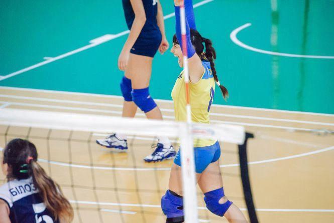 Тернопіль прийняв фінал чемпіонату України з волейболу серед дівчат