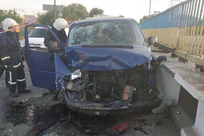 ДТП на Гаївському: 2,01 проміле алкоголю в крові у водія та 3 постраждалих