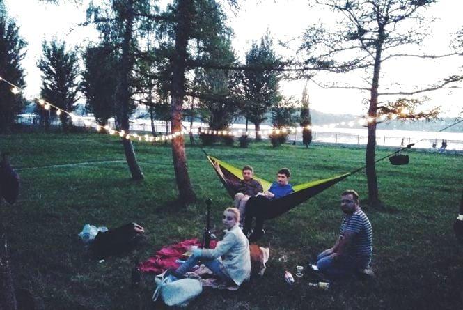 У Тернополі організовують пікнік, щоб захистити парк