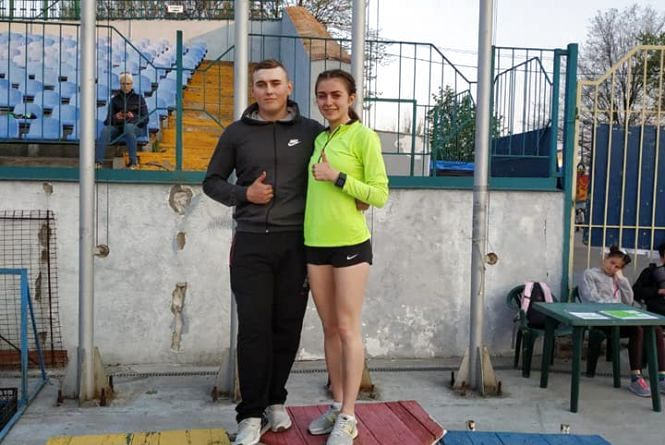 Тернополяни стали призерами командного чемпіонату України з легкої атлетики