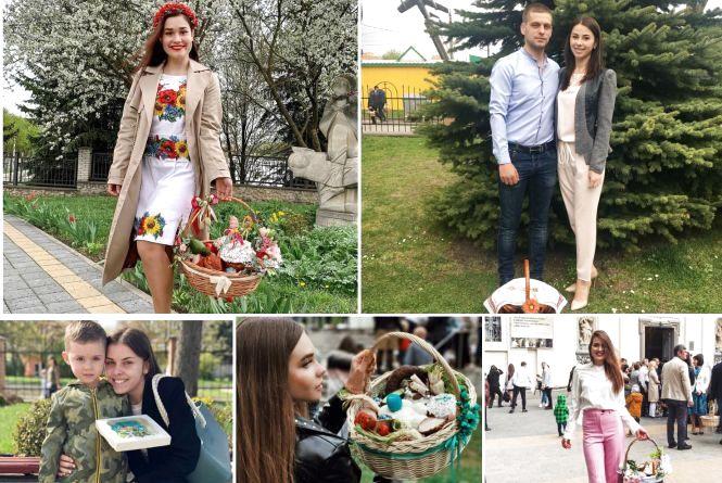 ТОП-10 фото тернополян із Великодніми  кошиками з соцмережі Instagram  (шукайте свою світлину)