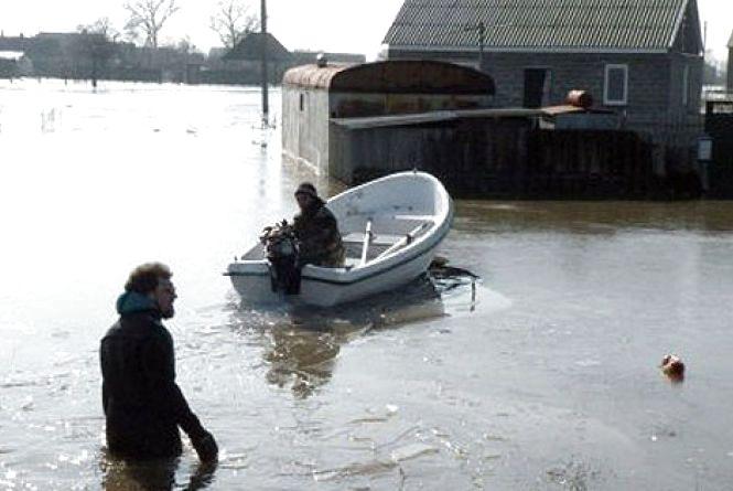 Рятувальники попереджають про можливі розливи річок. Будьте обережні!