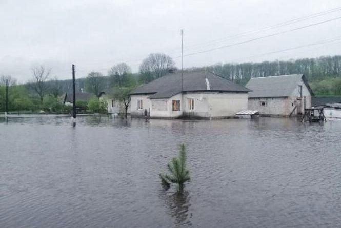 Підтоплено 106 будинків: як ліквідовують наслідки негоди на Тернопільщині