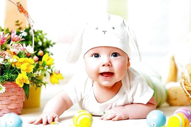 На великодні свята у Тернополі народилось 32 дитини