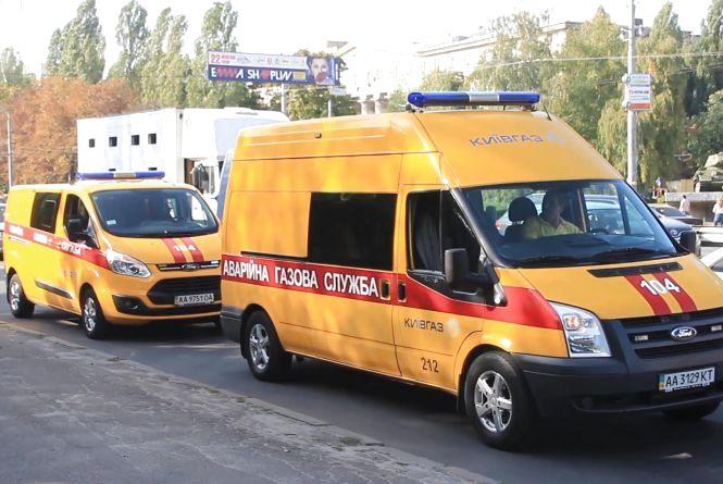 Тернополянка годину не могла викликати аварійну газову службу