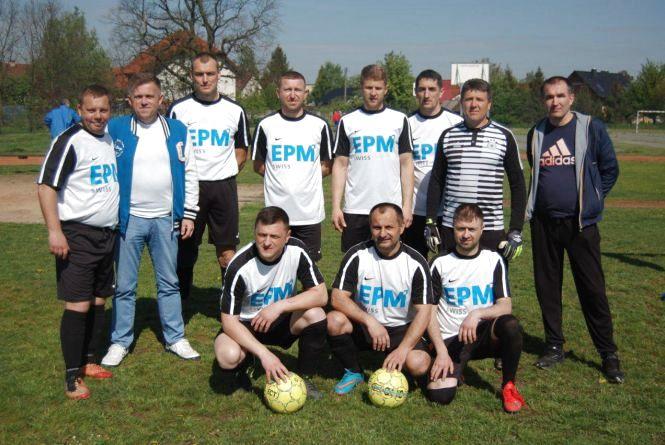 Тернопільські ветерани посіли третє місце на футбольному турнірі у Польщі