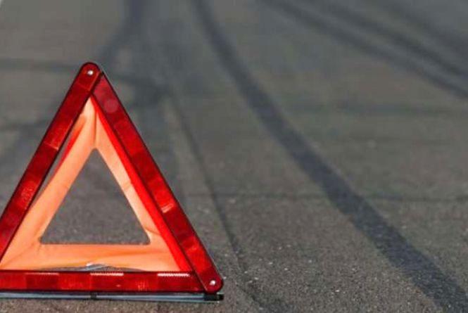 На Тернопільщині збили 19-річну дівчину, яка раптово вийшла на дорогу