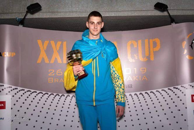 Тернополяни здобули нагороди Міжнародного турніру з плавання у Словаччині