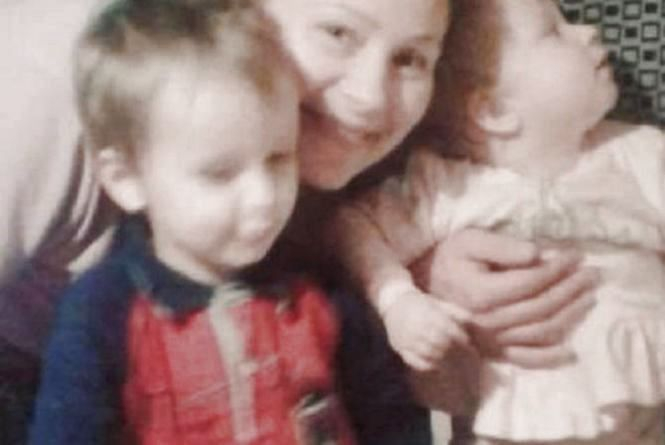 Знайшли Галину Мельник, яка понад місяць тому зникла з двома дітками