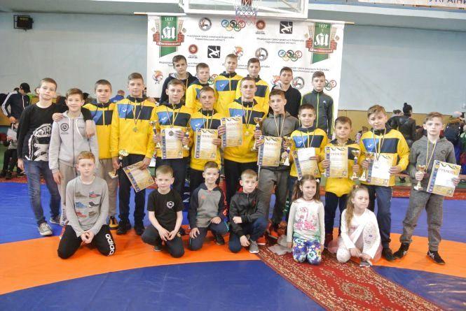 У Тернополі відбувся Всеукраїнський турнір з греко-римської боротьби