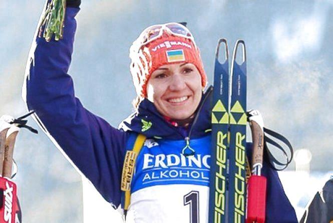 Олена Підгрушна продовжить спортивну кар'єру у біатлоні