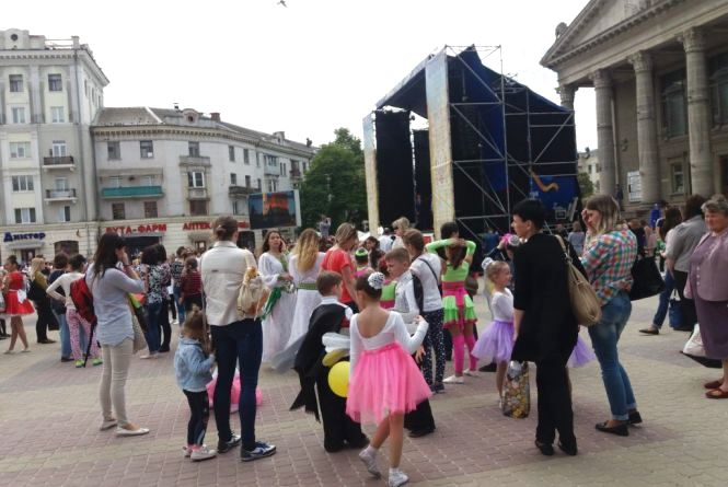У Тернополі святкуватимуть Дні Європи. Виступатимуть музиканти із Польщі