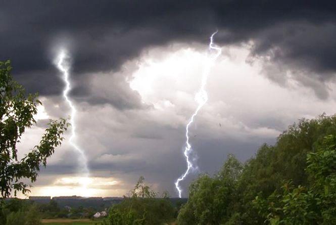 Погода на 17 травня: дощ, мінлива хмарність, можлива гроза