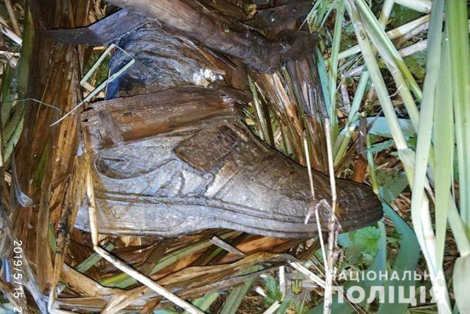 Уже відомо, що в парку знайшли тіло 64-річного чоловіка, який зник рівно рік тому