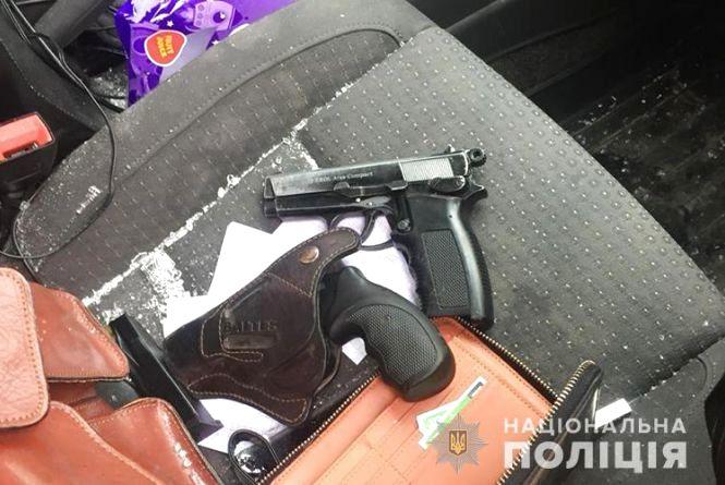 У Тернополі затримали наркоторговців (фото)