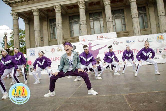 Майже півтори тисячі людей  танцюватимуть на Набережній в Тернополі