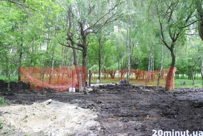 Де у Тернополі побудують бювет, вартістю понад мільйон гривень