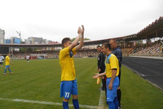 Тернопільські студенти отримали суперника у фінальній частині футбольної ліги