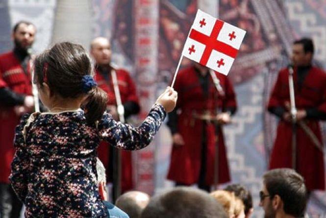 Грузин, який живе у Тернополі, розповів як у Грузії святкують День Незалежності