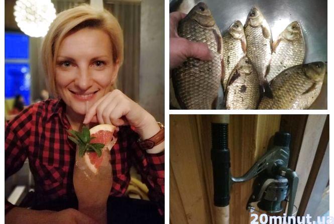 Що робити, аби добре клювало: секрети риболовлі від тернополянки