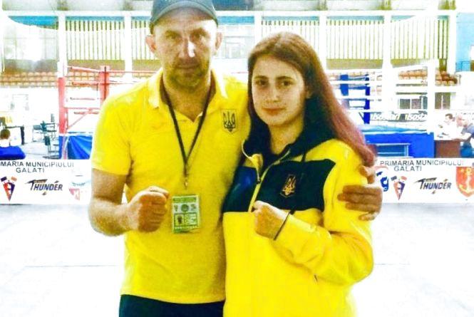 Тернополянка змагається на чемпіонаті Європи з боксу