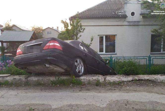 Дві аварії з мотоциклами і наїзд на пішохода: ДТП на Тернопільщині у вихідні