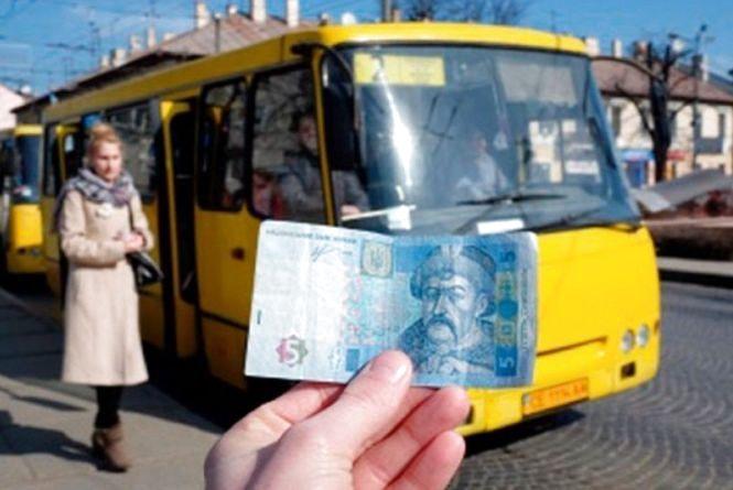 Проїзд в маршрутках має бути по 5 грн: суд зупинив дію рішення міськвиконкому про тарифи